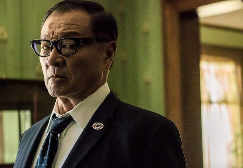 Cary-Hiroyuki Tagawa in The Man in the High Castle