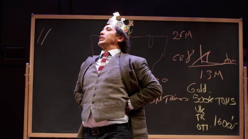Review: John Leguizamo's Latin History for Morons