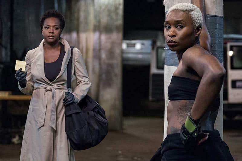 "There are so few women-written reviews of ""Widows,"" it's ridiculous!"