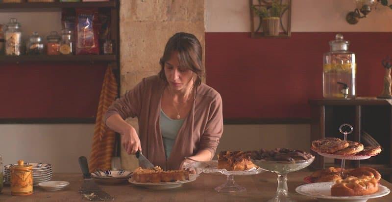 Sarah Adler in The Cakemaker
