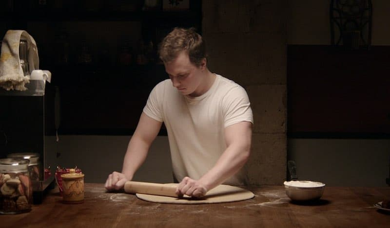 Tim Kalkhof in The Cakemaker