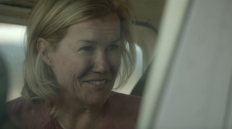 Robyn Malcolm in Wanted