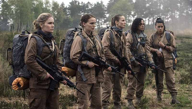 Review: Annihilation