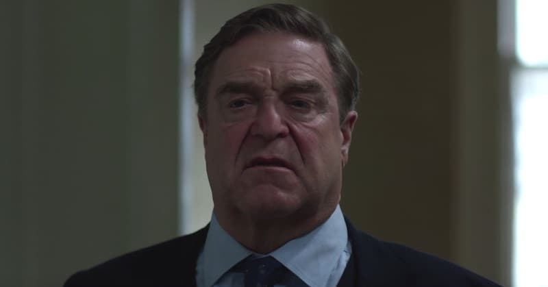 John Goodman in Black Earth Rising