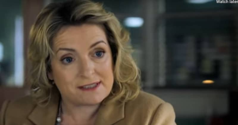 Claire Rushbrook in No Offence