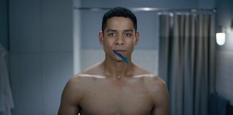 Charlie Barnett in Russian Doll