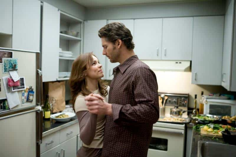 Eric Bana and Rachel McAdams in The Time Traveler's Wife