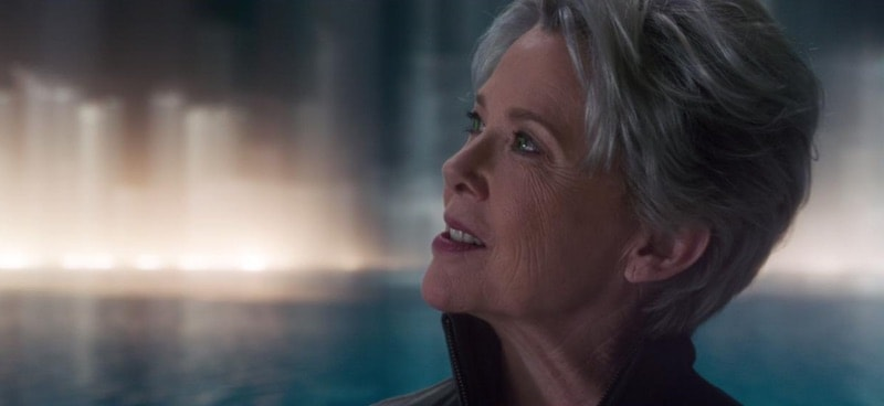 Annette Bening in Captain Marvel