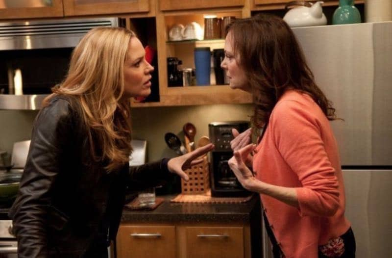 Mary McCormack and Lesley Ann Warren in In Plain Sight