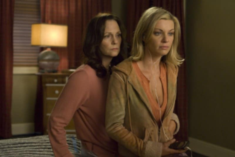 Lesley Ann Warren and Nichole Hiltz in In Plain Sight