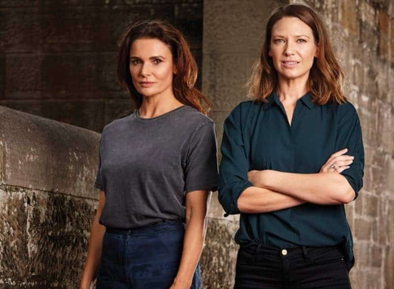 Review: Secret City, season 2
