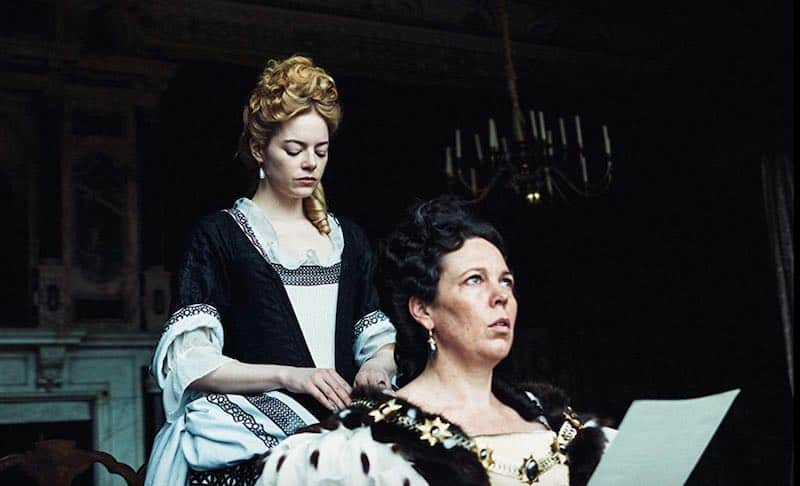 Review: The Favourite