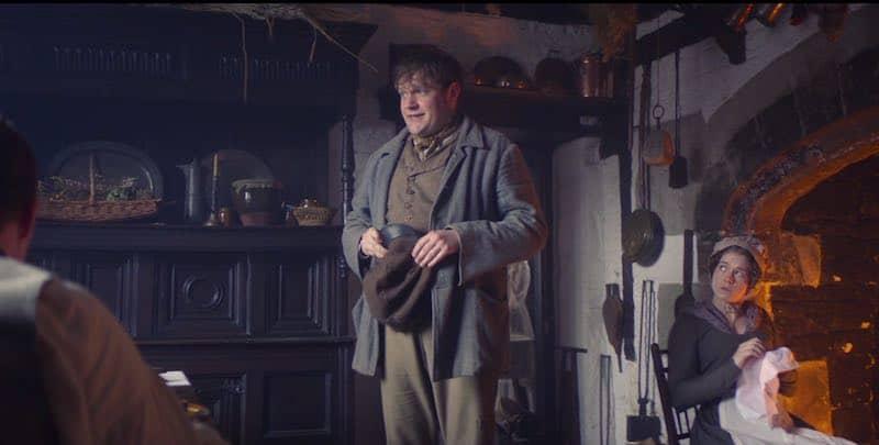 Thomas Howes in Gentleman Jack
