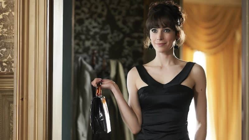 Geraldine Hakewill in Miss Fishers Modern Murder Mysteries