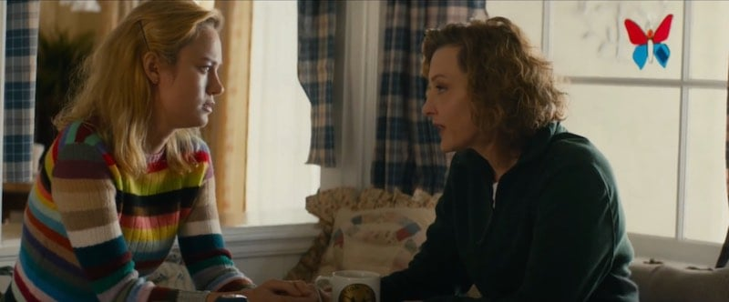 Brie Larson and Joan Cusack in Unicorn Store
