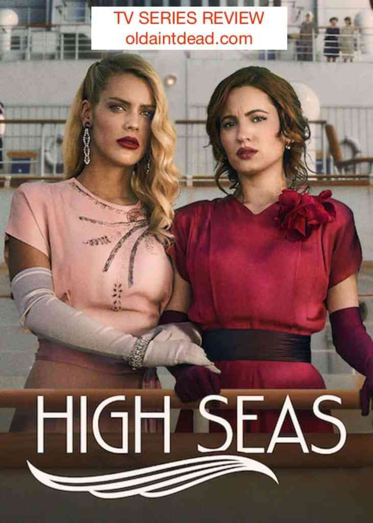 Poster for High Seas. Review at oldaintdead.com