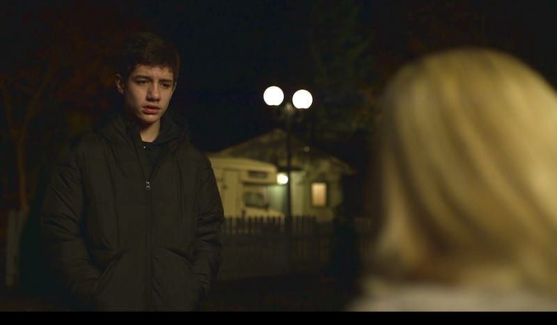 Patrick McAuley in Absentia