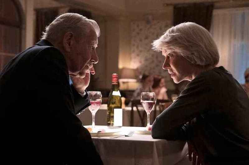 Ian McKellan and Helen Mirren in The Good Liar