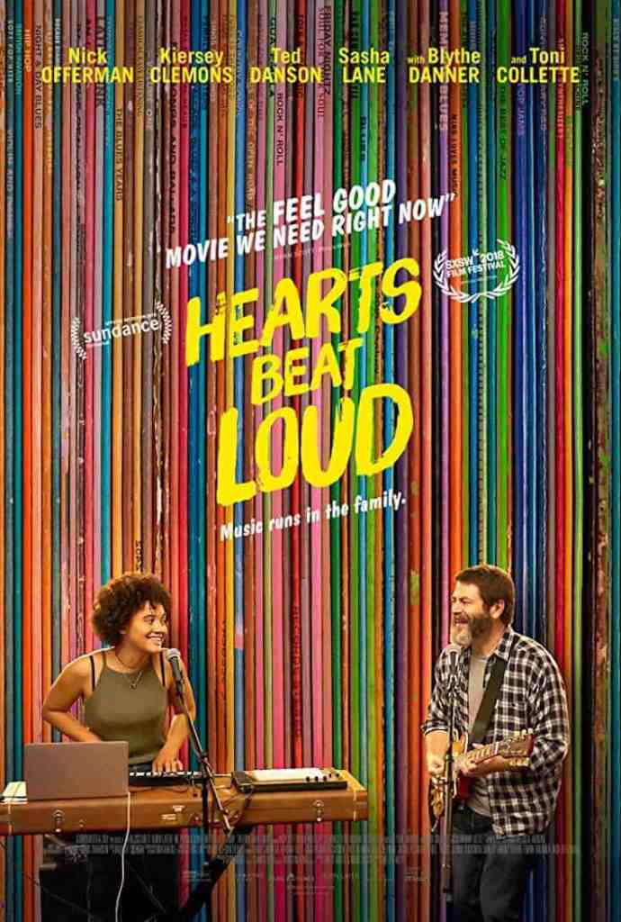 The Hearts Beat Loud poster