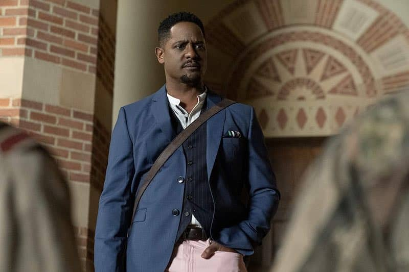 Blair Underwood in Dear White People