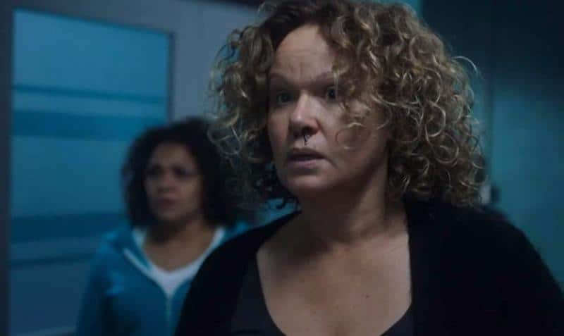 Leah Purcell and Rarriwuy Hick in Wentworth