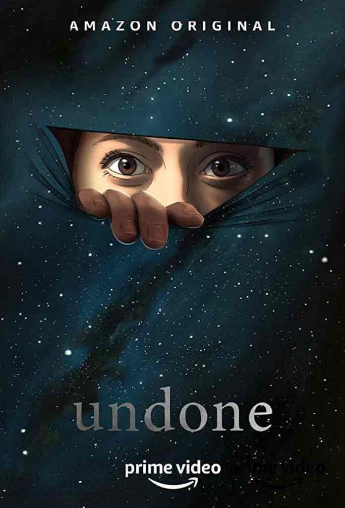 the poster for Undone