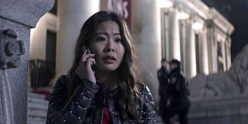 Nicole Kang in Batwoman
