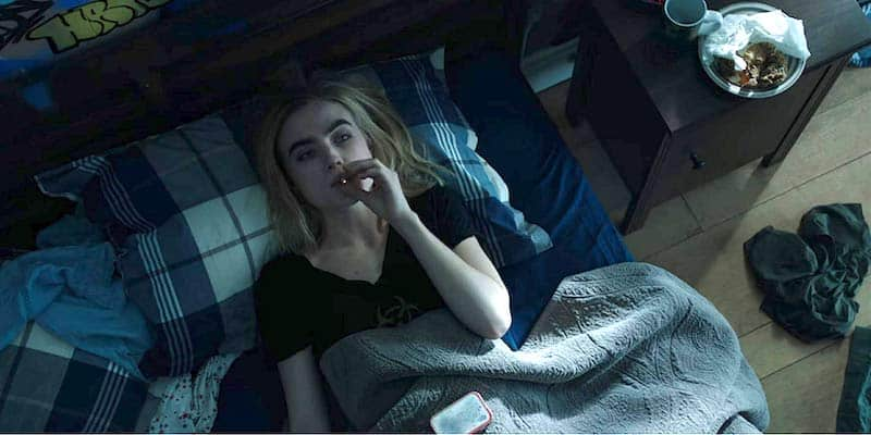 Maddie Hasson in Impulse