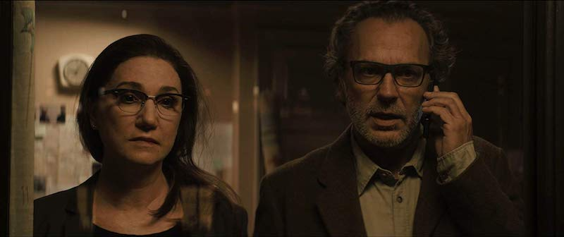 Jose Coronado and Ana Wagener in The Invisible Guest (Contratiempo)