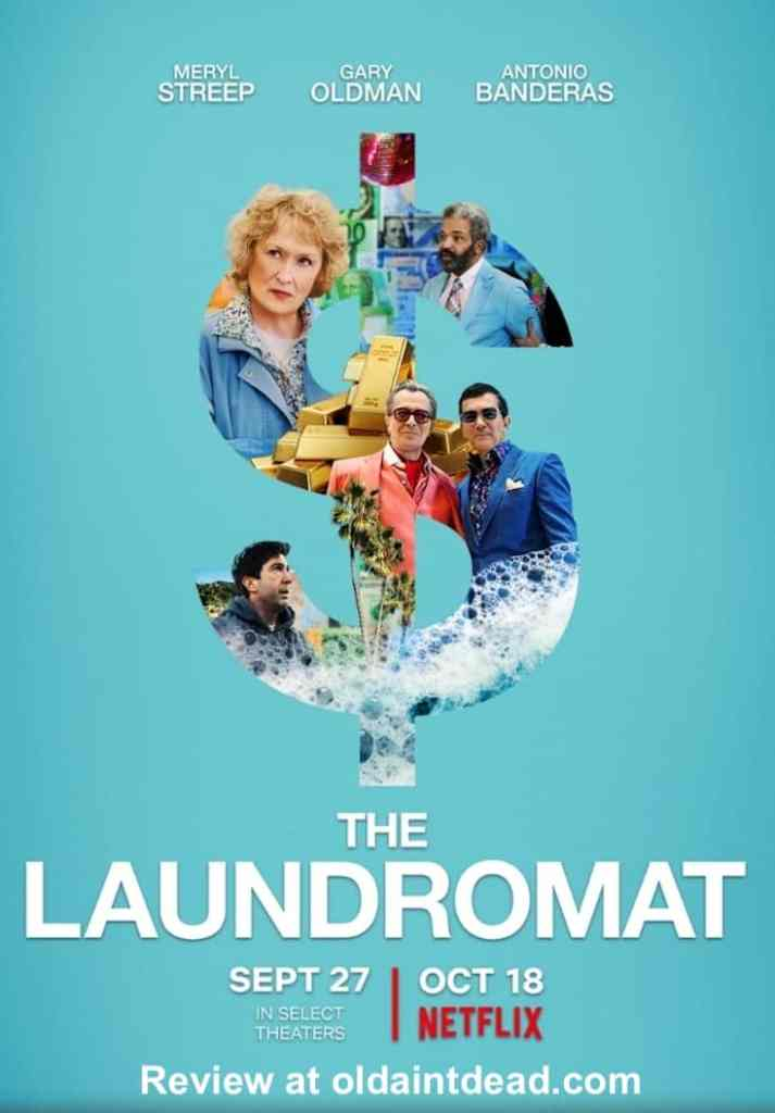 Poster for The Laundromat