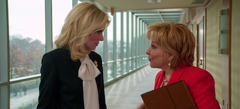 Bette Midler and Judith Light in The Politician