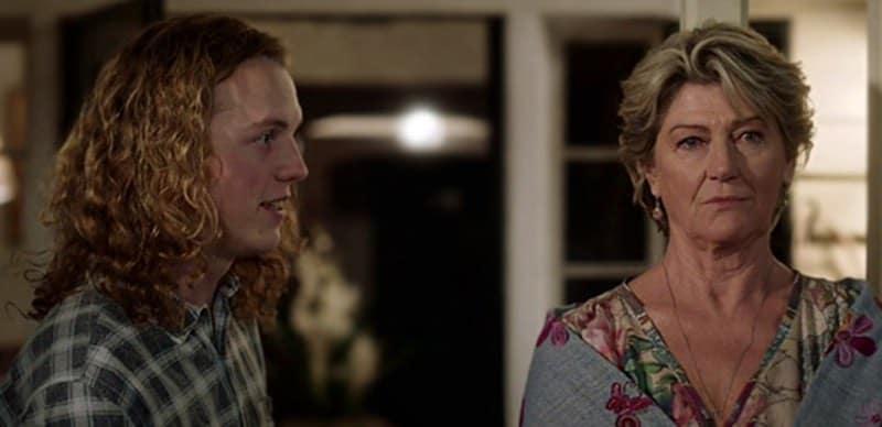 Tina Bursill and Matt Castley in The Heart Guy (Doctor Doctor)