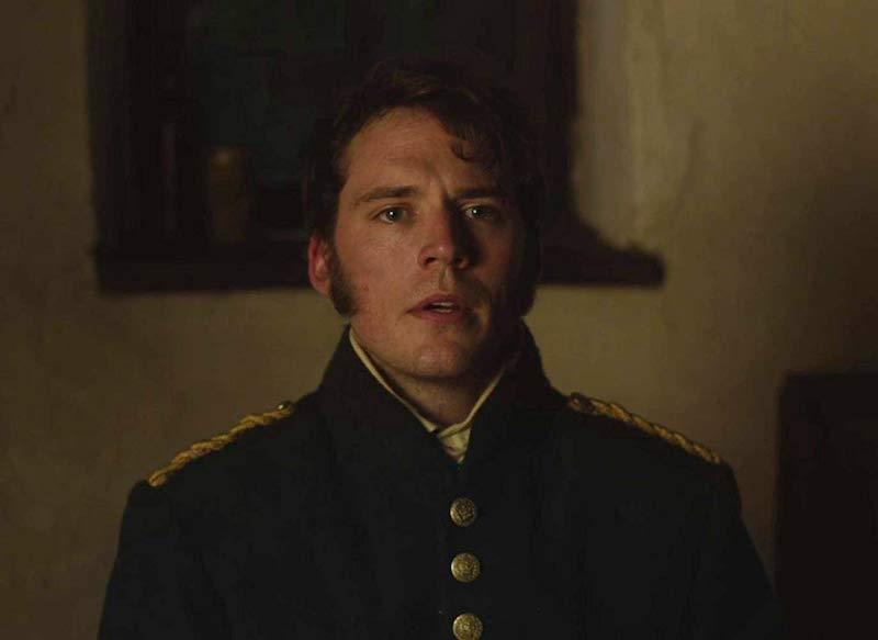 Sam Claflin in The Nightingale