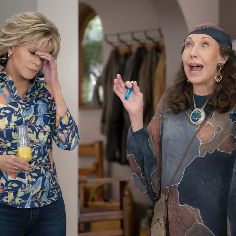 Review: Grace and Frankie, season 6