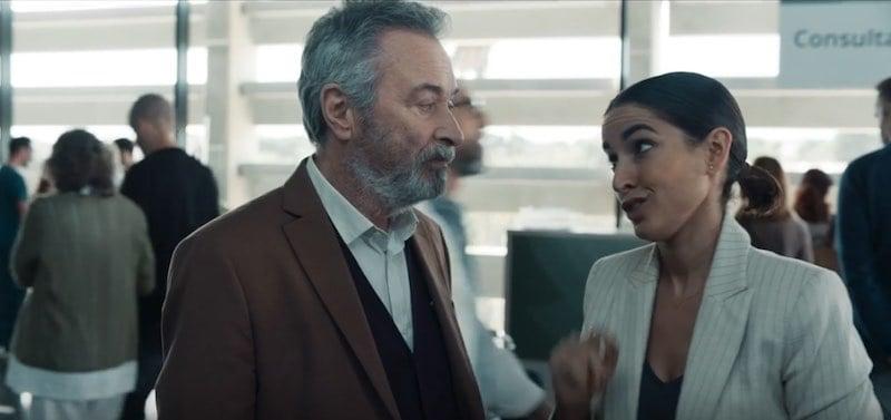Oscar Martínez and Inma Cuesta in Live Twice, Love Once (Vivir dos veces)