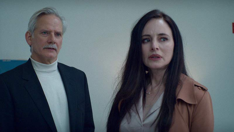 Campbell Scott and Madeleine Stowe in Soundtrack
