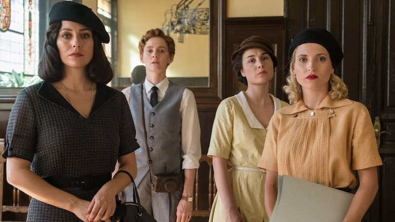 Review: Cable Girls (Las Chicas del Cable), season 5, part 1