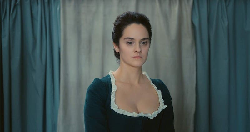 Noémie Merlant in Portrait of a Lady on Fire