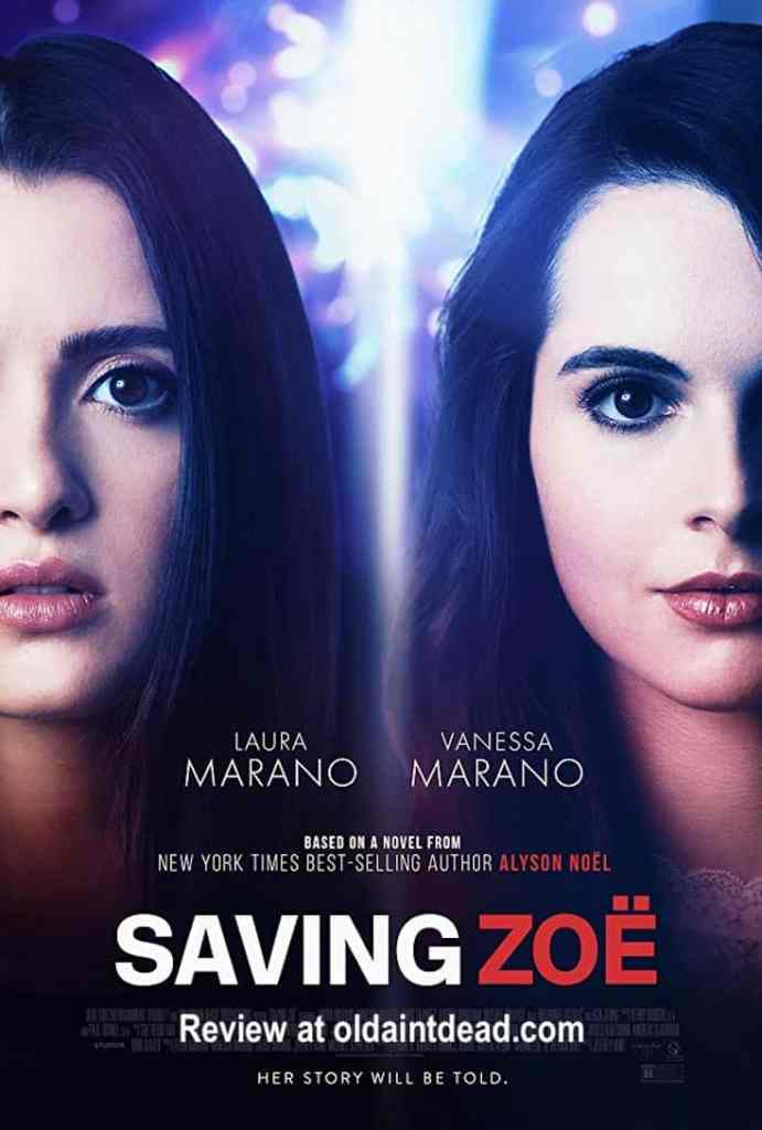 Poster for Saving Zoë