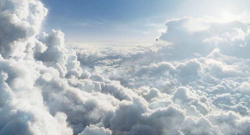 Above the clouds in The Aeronauts