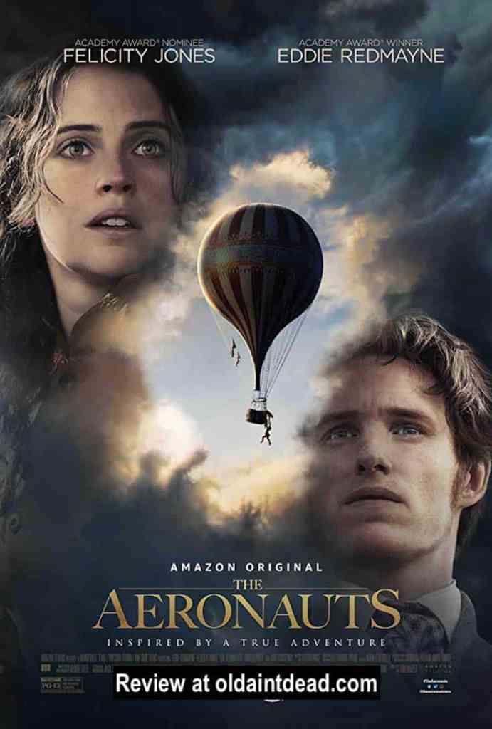 Poster for The Aeronauts