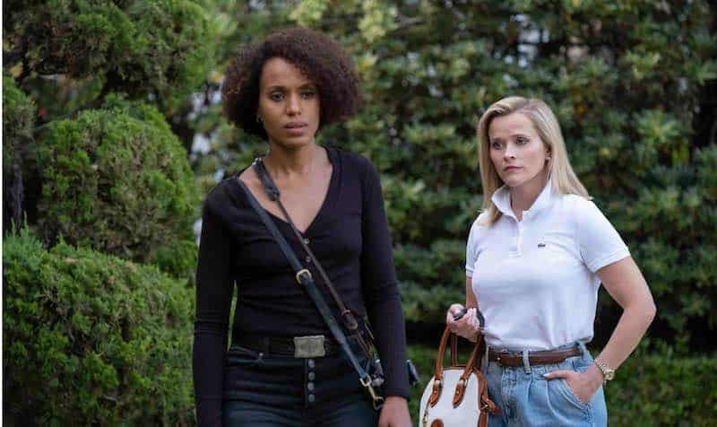 Reese Witherspoon and Kerry Washington in Little Fires Everywhere