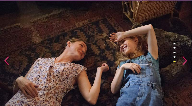 Jessica Collins and Talitha Eliana Bateman in So B. It