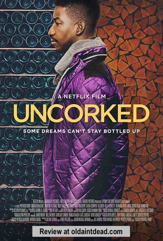 The Uncorked poster