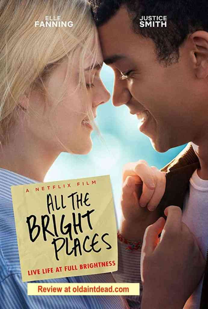 Poster for All the Bright Places