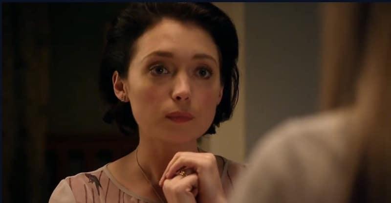 Antonia Prebble in The Blue Rose