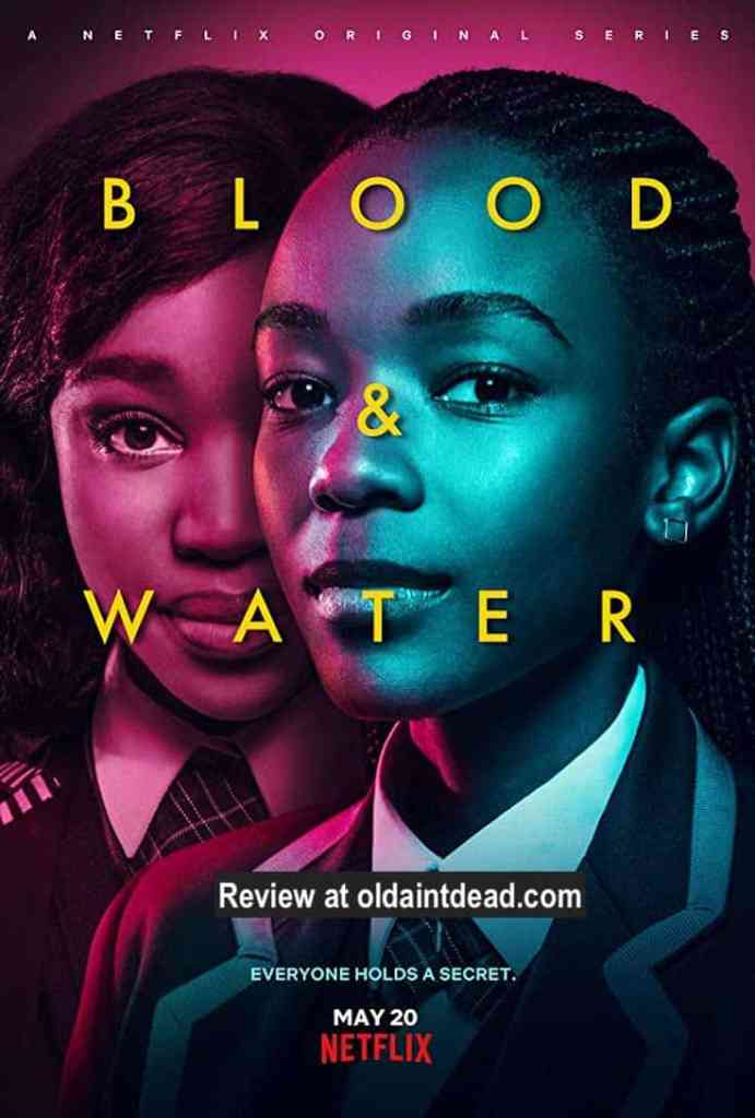 Poster for Blood and Water