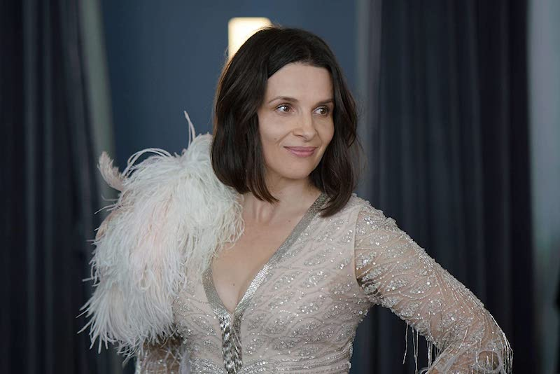 Juliette Binoche in Call My Agent (Dix pour cent)