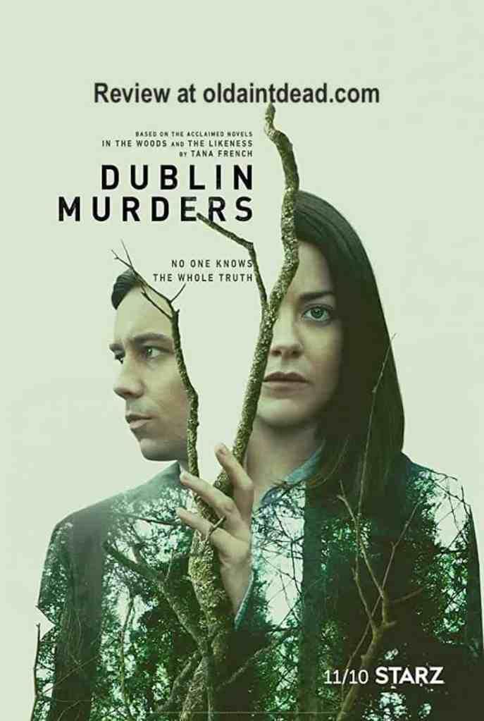 Poster for Dublin Murders
