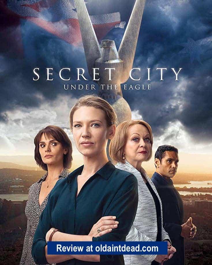 poster for Secret City
